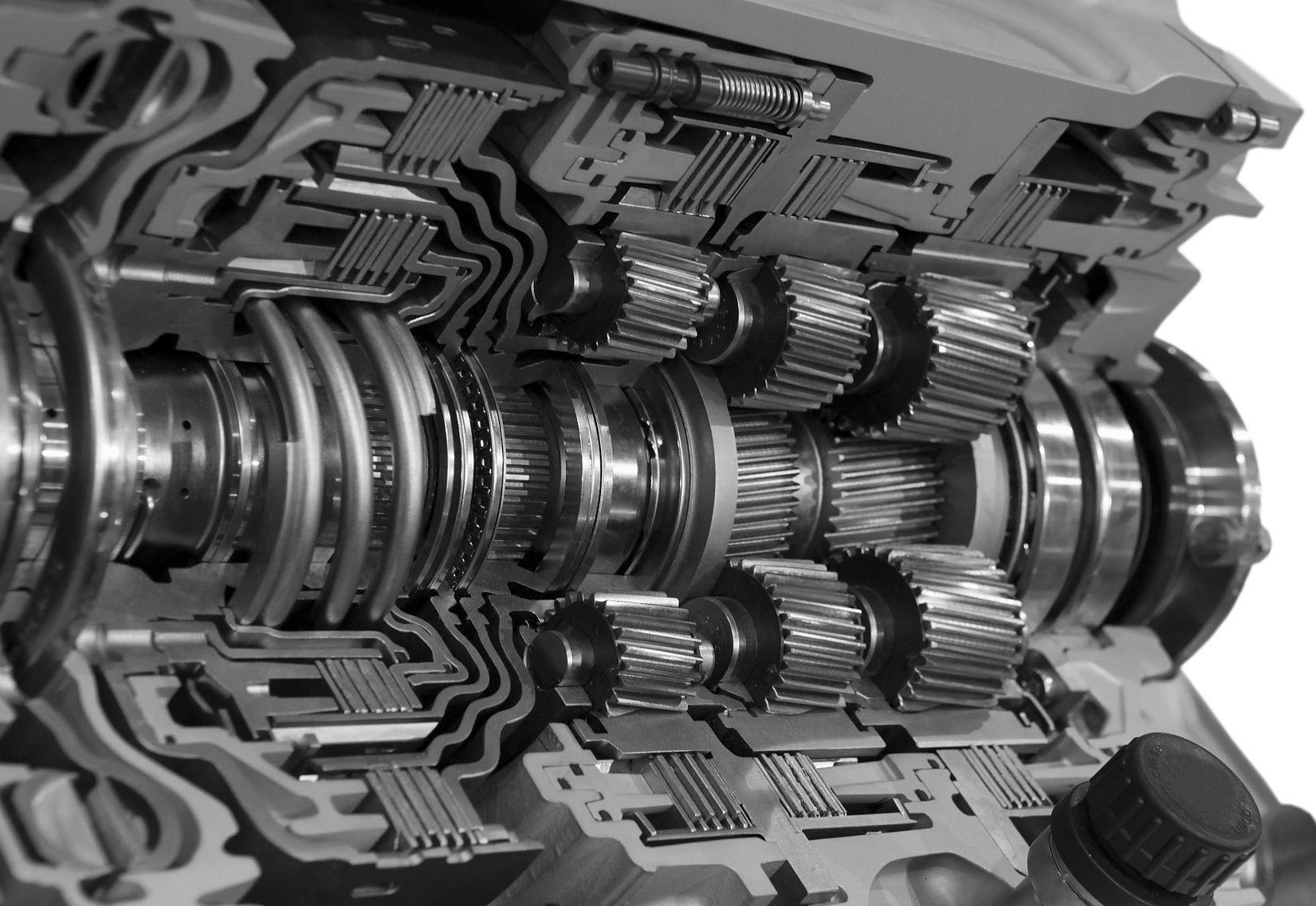 10689486 - automotive transmission gearbox with lots of details